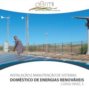 Instalação e Manutenção de Sistemas Domésticos de Energias Renováveis